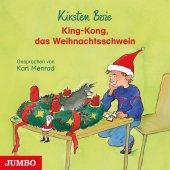 King-Kong, das Weihnachtsschwein, 1 Audio-CD Cover
