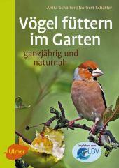 Vögel füttern im Garten Cover