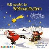 Hell leuchtet der Weihnachtsstern, 1 Audio-CD