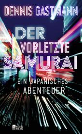 Der vorletzte Samurai Cover