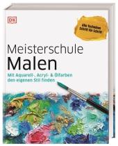 Meisterschule Malen Cover