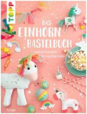 Das Einhorn-Bastelbuch Cover