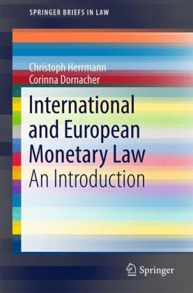 International and European Monetary Law