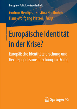 Europäische Identität in der Krise?