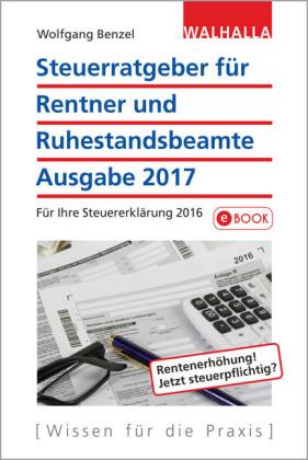 Steuerratgeber für Rentner und Ruhestandsbeamte