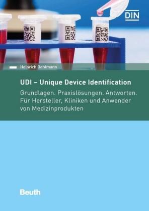 UDI - Unique Device Identification
