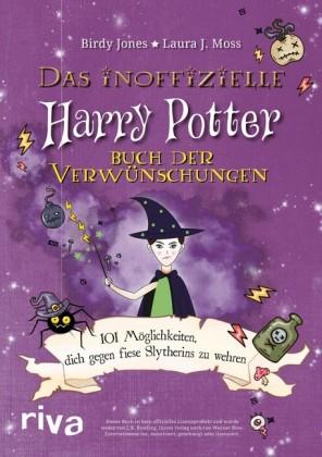 Das inoffizielle Harry-Potter-Buch der Verwünschungen