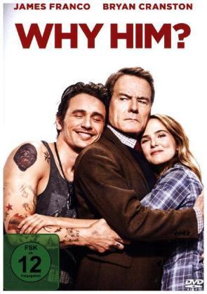 Why Him?, 1 DVD