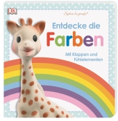 Sophie la girafe® Entdecke die Farben Cover