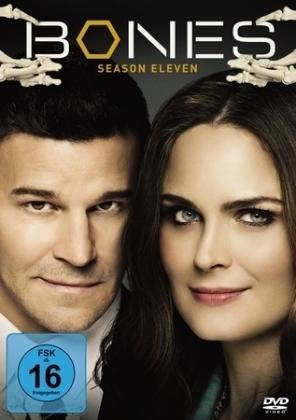 Bones, 6 DVDs