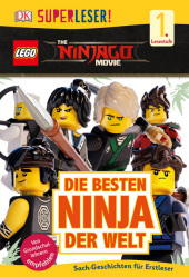 The LEGO Ninjago Movie, Die besten Ninja der Welt Cover