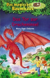 Das magische Baumhaus - Das Tor zur Dracheninsel Cover