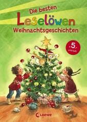 Leselöwen - Die besten Leselöwen-Weihnachtsgeschichten Cover