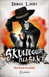 Skulduggery Pleasant - Auferstehung Cover
