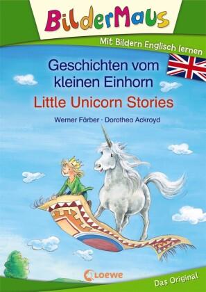 Geschichten vom kleinen Einhorn / Little Unicorn Stories