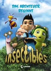 Insectibles - Das Abenteuer beginnt Cover
