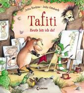 Tafiti - Heute bin ich du! Cover