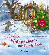 Zauberhafte Weihnachten mit Familie Maus Cover