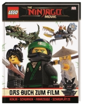 THE LEGO® NINJAGO® MOVIE Das Buch zum Film Cover