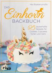Das Einhorn-Backbuch Cover