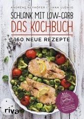 Schlank mit Low-Carb - Das Kochbuch Cover