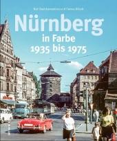 Nürnberg in Farbe Cover