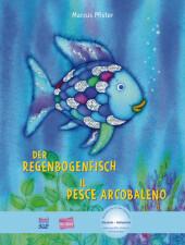 Der Regenbogenfisch, Deutsch-Italienisch