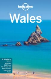 Lonely Planet Reiseführer Wales Cover