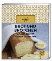 Dr. Oetker Brot und Brötchen Cover