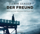 Der Freund, 6 Audio-CDs Cover