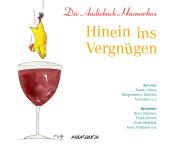 Hinein ins Vergnügen, 3 Audio-CDs Cover