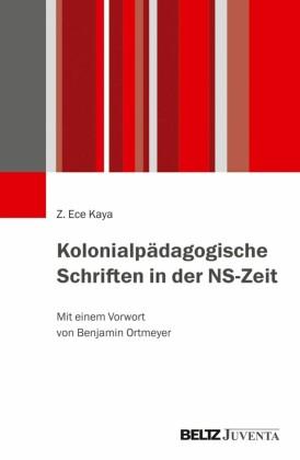 Kolonialpädagogische Schriften in der NS-Zeit