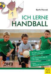 Ich lerne Handball Cover