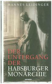 Der Untergang der Habsburgermonarchie Cover