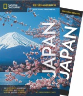 NATIONAL GEOGRAPHIC Reisehandbuch Japan Cover