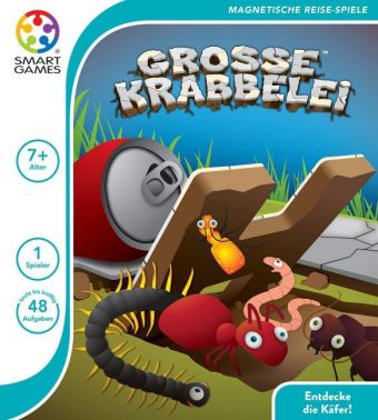 Grosse Krabbelei (Kinderspiel)