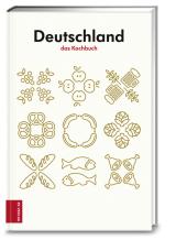 Deutschland - das Kochbuch Cover