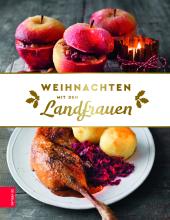 Weihnachten mit den Landfrauen Cover
