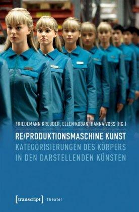 Re/produktionsmaschine Kunst