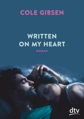 Written on my heart Cover