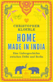 Home made in India Cover