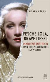 Fesche Lola, brave Liesel Cover