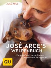 José Arces Welpenbuch Cover