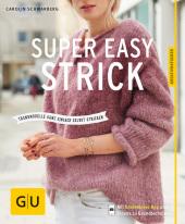 Super easy strick Cover