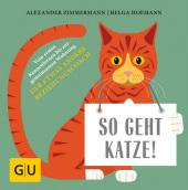 So geht Katze! Cover