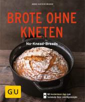 Brote ohne Kneten Cover
