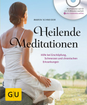 Heilende Meditationen, m. Audio-CD Cover