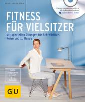 Fitness für Vielsitzer, m. DVD Cover