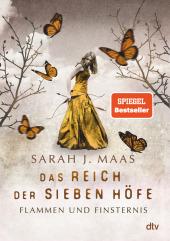 Das Reich der Sieben Höfe - Flammen und Finsternis Cover