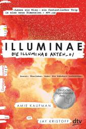Illuminae. Die Illuminae-Akten Cover